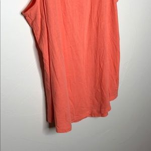 Southern Tide Tops - Southern Tide Coral/Peach Tank Top